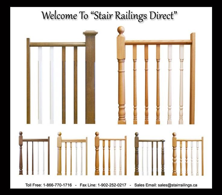 Railings, Spindels And Newel Posts For Stairs   Google Search