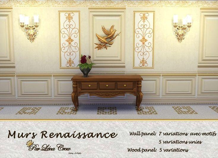 Murs Renaissance présentation