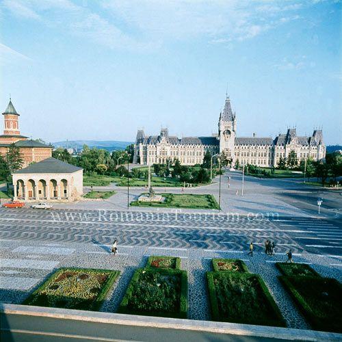 Iasi, Romania - Culture Palace