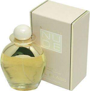 Nude Bill Blass for women aldehydes, musk, orris root, oakmoss, narcissus, vetiver, galbanum, rosemary, sandalwood, rose, jasmine, lime, ylang-ylang