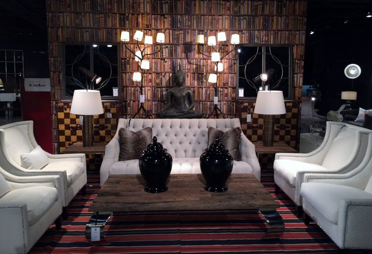 Rochester sofa with carmargo coffee table austen chairs checkered