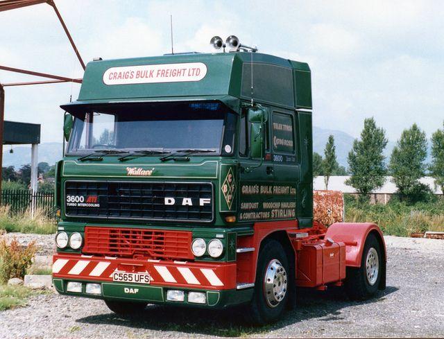 DAF 3600 - Great Brittan