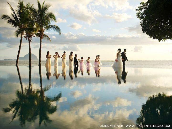 Wedding in Heavenly Mauritius