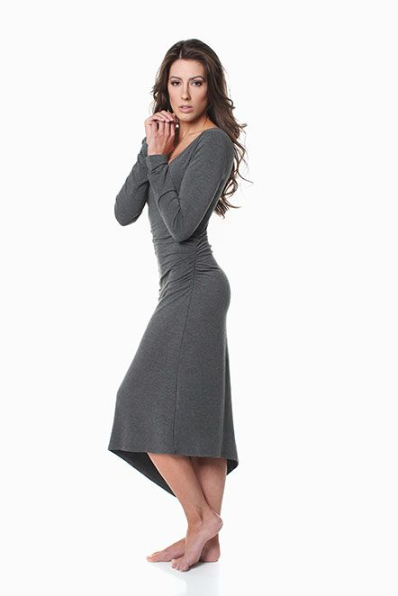 Chinook (Charcoal Grey) - Lux Sleepwear