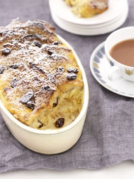 Recipe -- Bread and butter pudding -- Just what you need on a cold winter's night; a bowl of luscious pudding. Make sure to leave room for seconds.