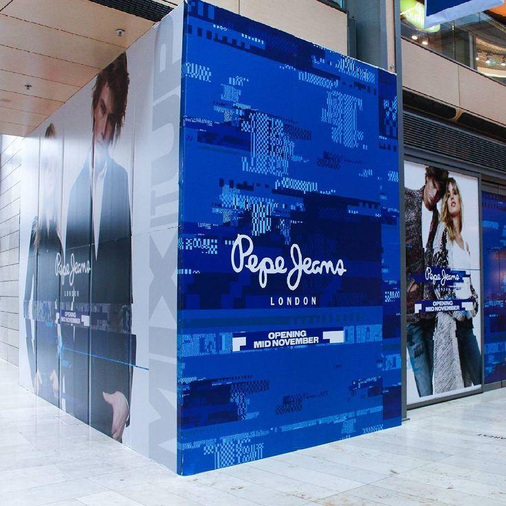 Nicht mehr lange bis der neue Pepe Jeans London in der #EuropaPassage eröffnet! 🎉 Wir freuen uns schon auf coole Styles in unserer Lieblingsfarbe! 💙 #pepejeans #EuropaPassage #Hamburg #shoppingcenter #shopping #trends