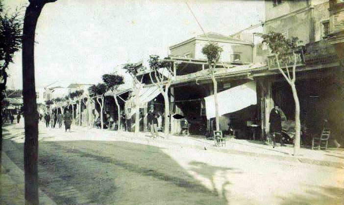 Leof. Kalokerinou, Heraklion