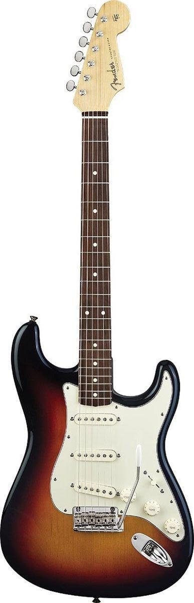 Fender Classic Player 60s Stratocaster Electric Guitar www.guitaristica.org #electricguitar #guitars #guitaristica