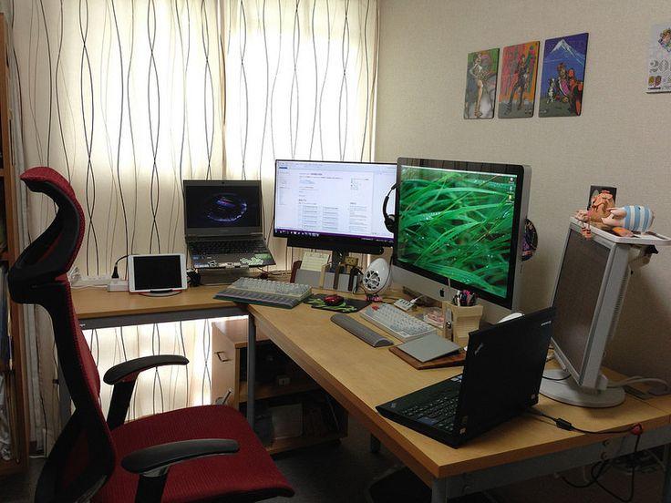 パソコンデスク(2014-07-09)