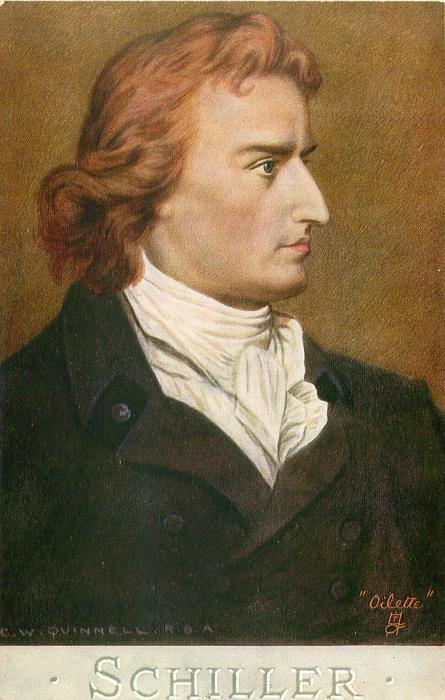 Friedrich Schiller ~ C.W. Quinnell