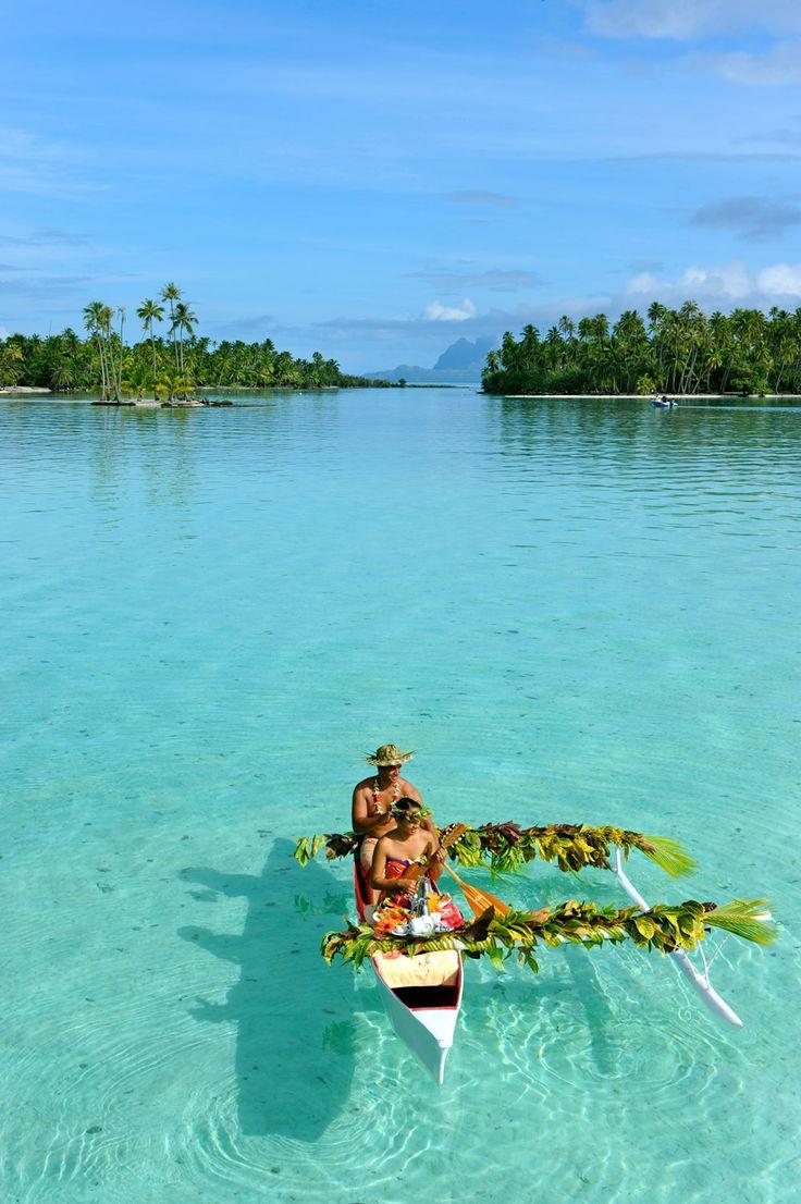 Wedding in Tahiti