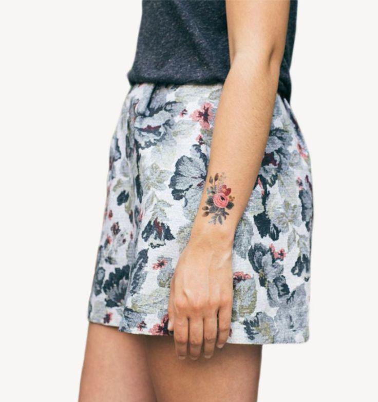 Temporary Teacup Tattoos : teacup temporary tattoos