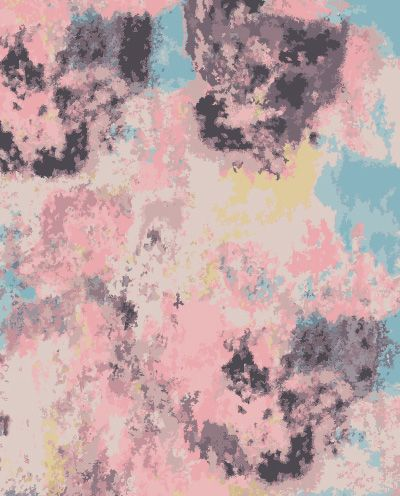 Faded Neon – Cameo Colourway