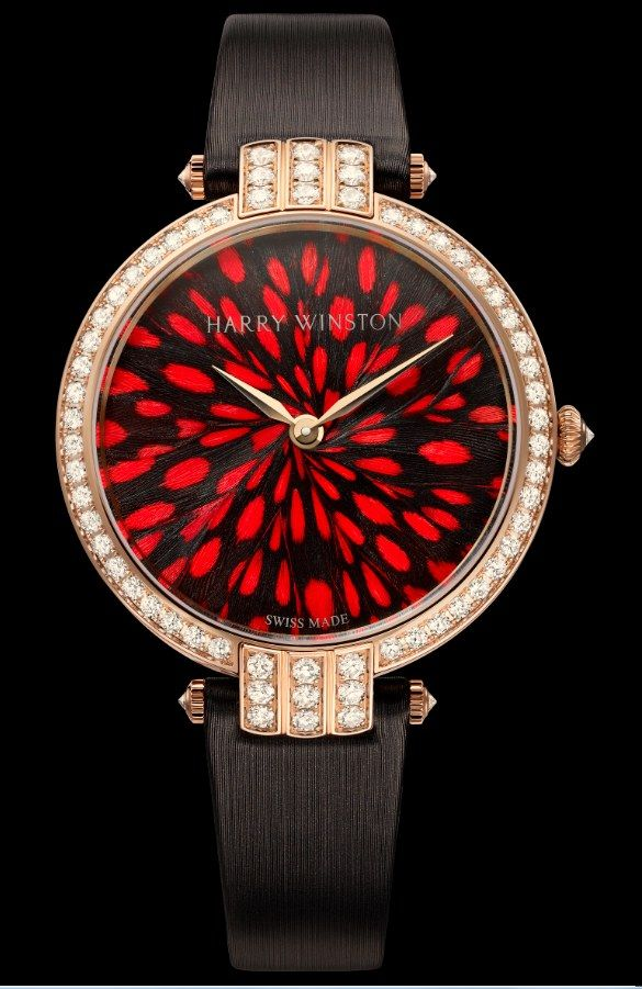 Harry Winston Shanghai Pavilion Watches For China