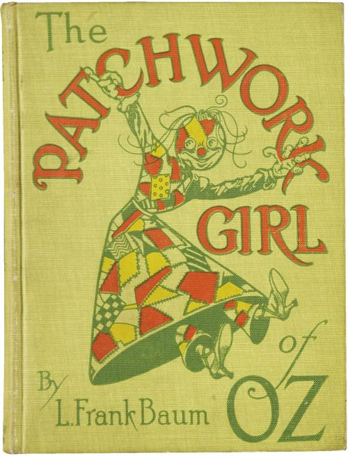 The Patchwork girl of Oz (1913)
