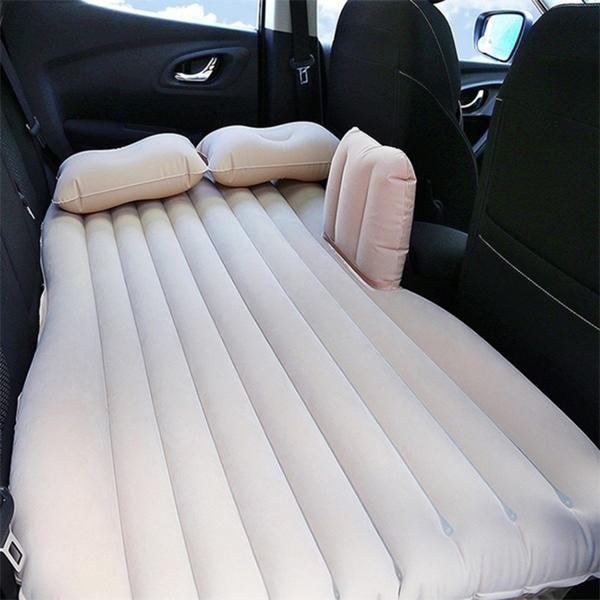 119 41 سيارة السفر الفرش الهوائي السرير مع وسادة مرتبة هوائية وسادة استراحة الراحة وسادة النوم للتخيي Air Mattress Inflatable Air Mattress Car Air Mattress