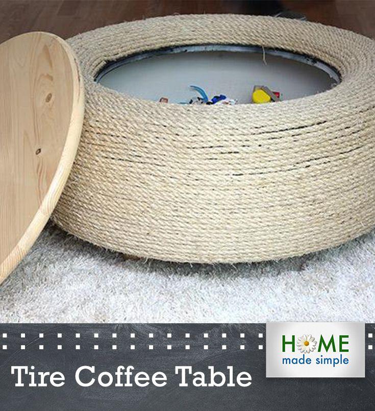 Ikea Coffee Table Ottoman Hack