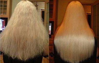 Кератиновое выпрямление волос упрощает укладку на несколько недель и помогает решить проблемы поврежденных волос. Это одна из новых систем для восстановления и выпрямления волос, которые повреждены химическим обработками. Кератиновое выпрямление поможет вашим волосам...