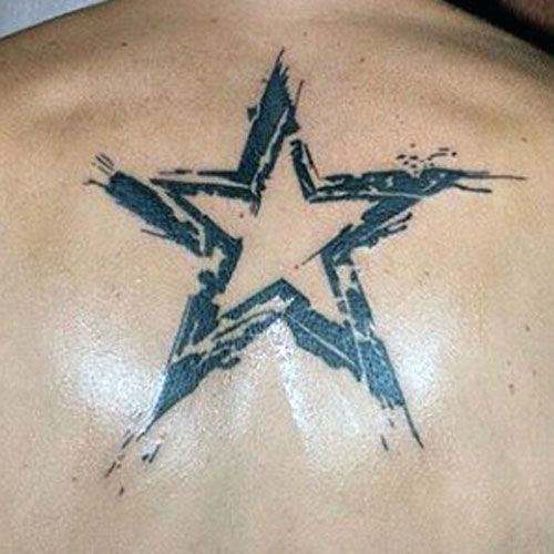 Star tattoos for men have unexpectedly become popular and trendy. This may be because of the new meaning behind creative, yet masculine star tattoo designs. For example, nautical star tattoos can represent direction and protection in life, whereas a shooting star can be a tribute to a lost family member or friend. Nevertheless, many star tattoos for guys are no longer standalone designs, but are incorporated into a larger collage of body art. If you're searching for cool star tattoo ideas…