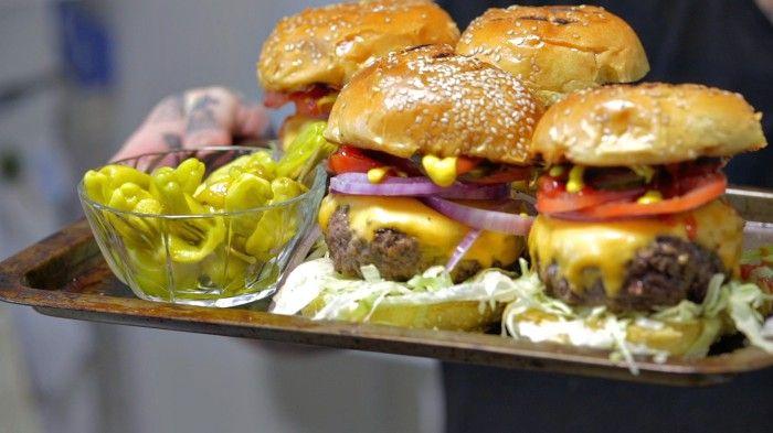 Matty Matheson's Recipe for Perfect Cheeseburgers