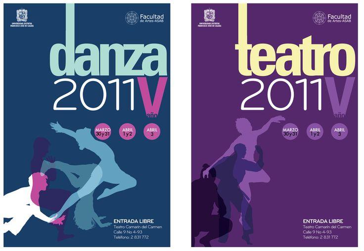 Posters para ASAB - Año ©2011