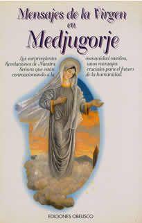 Mensajes de la Virgen en Medjugorje editado por Obelisco.Desde 1081 la Madre de dios se aparece en un pueblo de Yugoslavia a seis jóvenes y les transmite unos mensajes urgentes para el futuro de la humanidad. Por última vez Nuestra Señora se aparce a los hombres para traer al mundo un mensaje de Paz, de Oración y de Conversión.