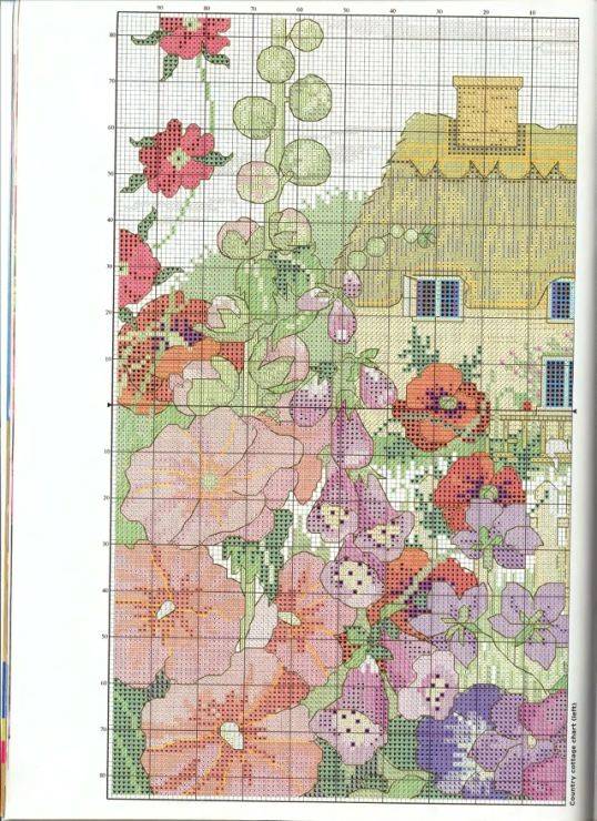 Gallery.ru / Фото #28 - The world of cross stitching 142 - tymannost