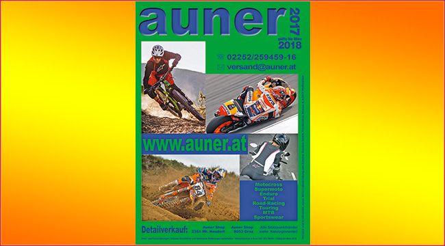 Neuheiten: Auner Katalog 2017 Auner ist Ansprechpartner für Motorrad- und Quadfahrer in Bekeidungs- und Zubehörfragen; nun ist der neue Auner Katalog 2017 erschienen http://www.atv-quad-magazin.com/aktuell/neuheiten-auner-katalog-2017/ #auner #handel #katalog #bekleidung #zubehör #atvquadmagazin