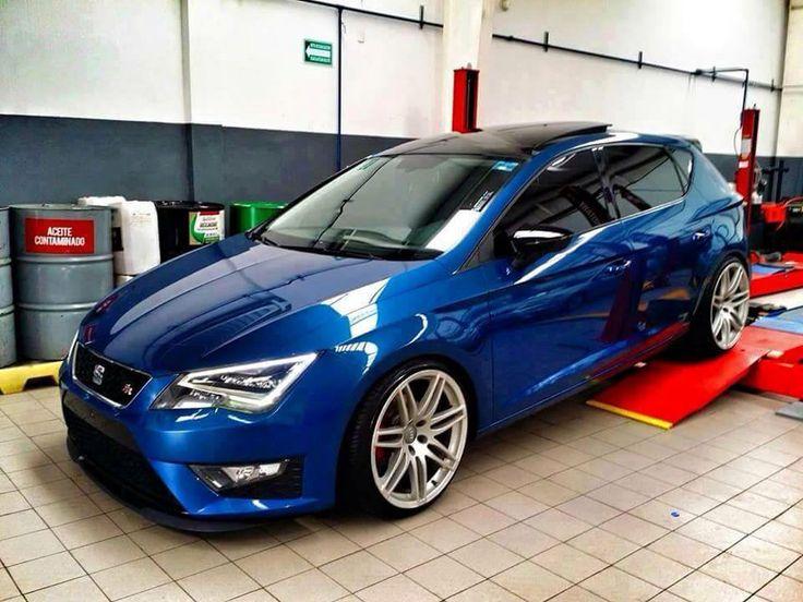 Seat Leon FR blue edition