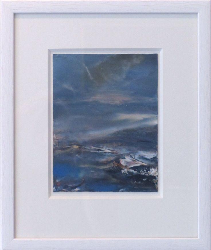 The Origin Of The Irish Sea I, Oil, Iwan Gwyn Parry ($1,450)