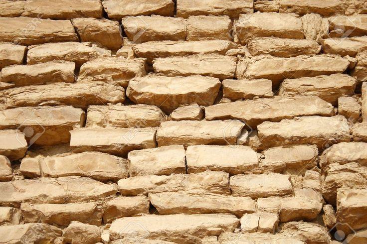 egyptian sandstone brick wall - Google Search | Egyptian ...