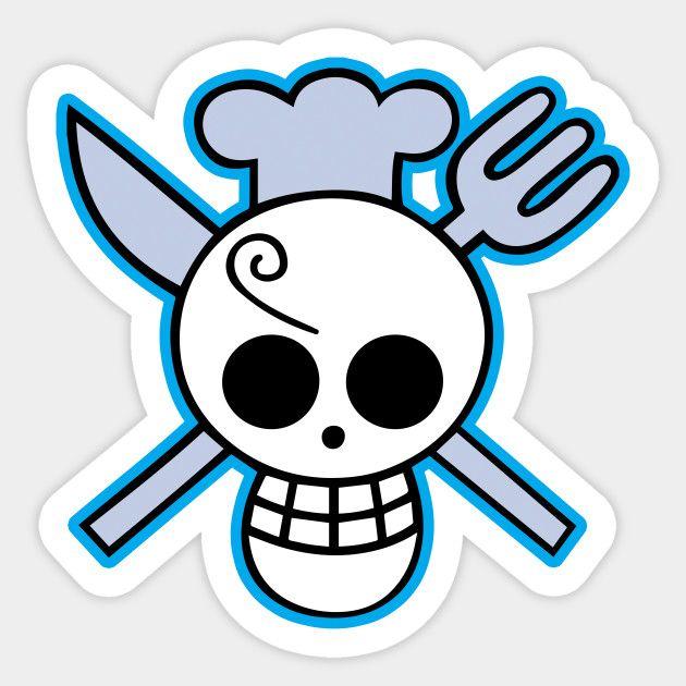 One Piece Sanji Pirates Logo One Piece Logo One Piece Wallpaper Iphone One Piece Tattoos