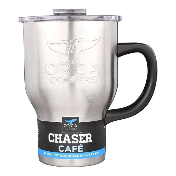 Texas Custom Prints From Fort Worth Tx Usa Stainless Steel Chaser Cafe 20 Oz With Clear Lid Sometimes You Want A Piping Stainless Steel Cups Drink Holder Orca