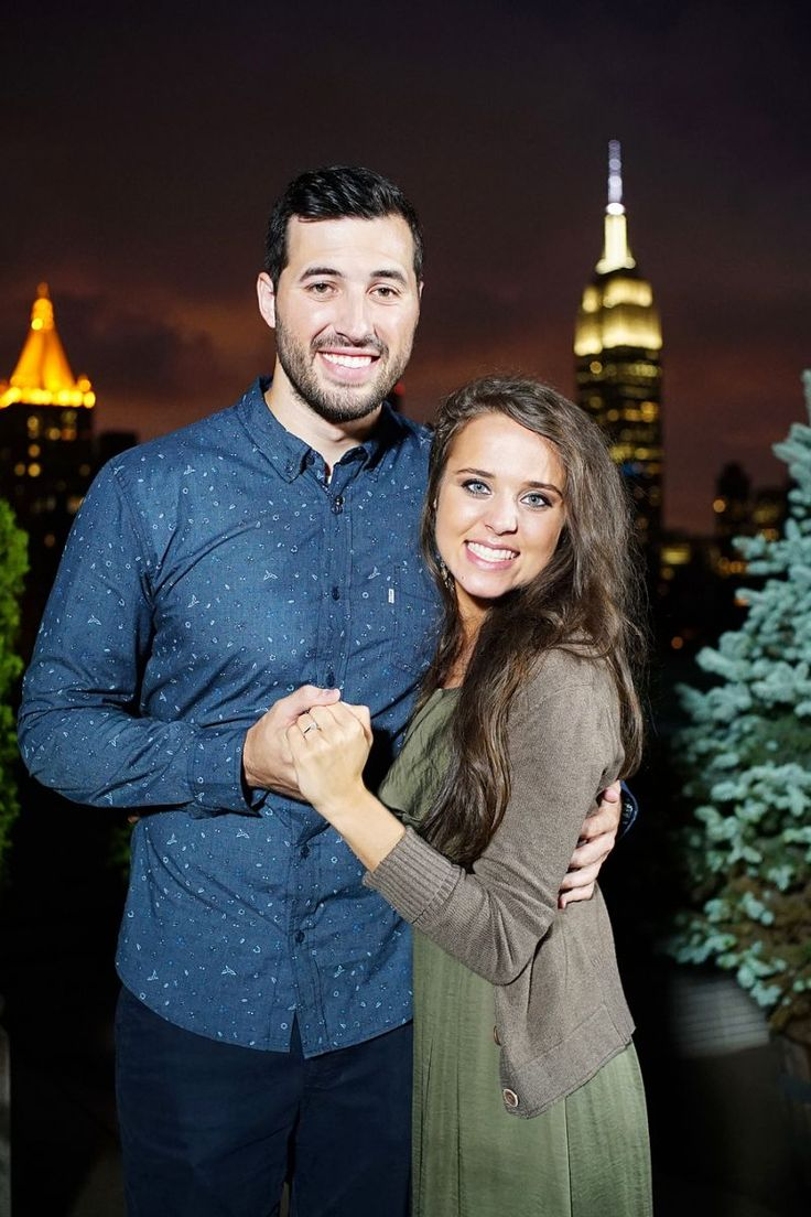 Jinger Duggar Engaged to Jeremy Vuolo After Whirlwind Courtship: See Her Ring!
