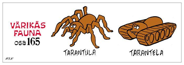 Eläinsanasto | NEN sarjakuvat