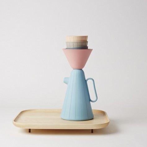 """Mjölk : Sucabaruca """"Tokyo"""" Pastel coffee service - Sucabaruca Pastel coffee service"""