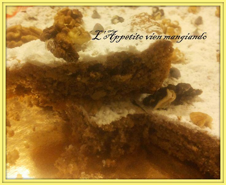 TORTA DELLO SCOIATTOLO | L'appetito vien mangiando