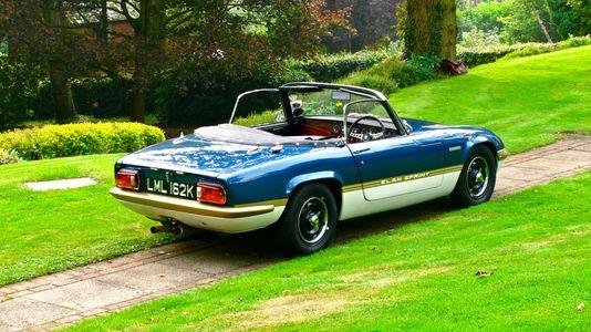 1972 Lotus Elan Sprint - Silverstone Auctions