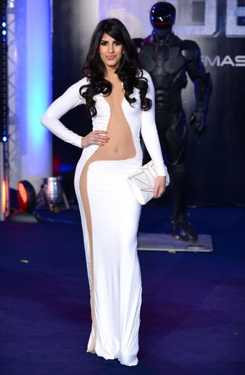 Gowns Galore! All the Best Gowns From the Robocop Premiere in London