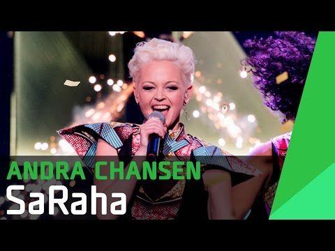 SaRaha – Kizunguzungu   Andra chansen   Melodifestivalen 2016 - YouTube