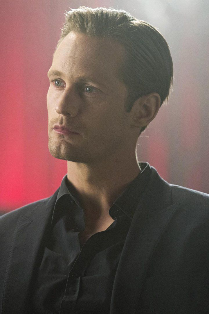 Pin for Later: Celebrate Alexander Skarsgard's Birthday in True Eric Northman Style