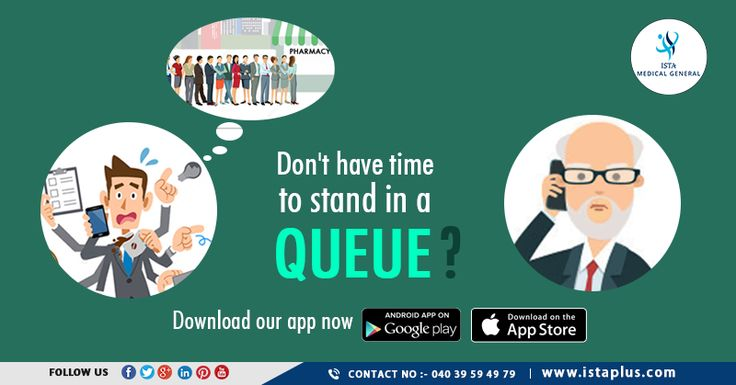 #Don't #have #time to #stand in a #queue? #Download #our #app #now #Android & #IOS #Free #home #delivery on #all #orders #Get #flat 20% #Discount on #Medicines #Ista www.istaplus.com