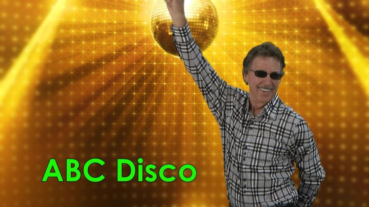 This is the popular ABC song but with a dancing Disco beat! Children everywhere love singing this ABC song and dancing some fun Disco dance moves. Children l...