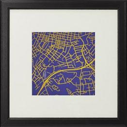 JMU street map