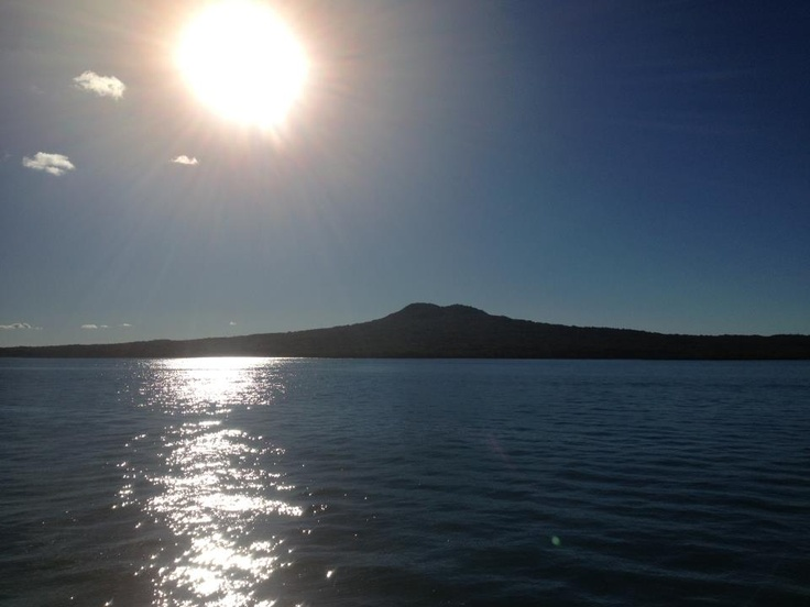 Rangitoto - The walk to the top and then around is beautiful
