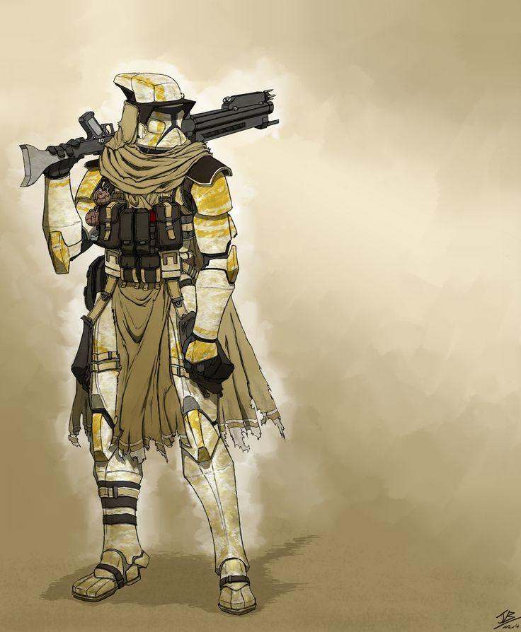 """""""Yes my Lord !"""" - Solaiman Organa Ff88d71ce310e36a15ca7c05c4646492--star-wars-rpg-clone-trooper"""