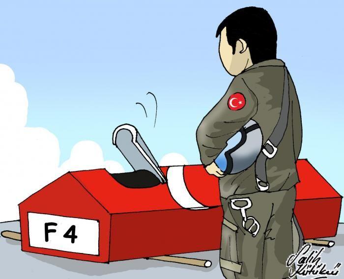 #özürdilerim Ama  süresi dolmuş F4 uçaklarını pilotlarımıza kullandırmasınlar.