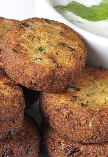 Falafel - Marmita chique: 8 receitas para levar para o trabalho - taofeminino