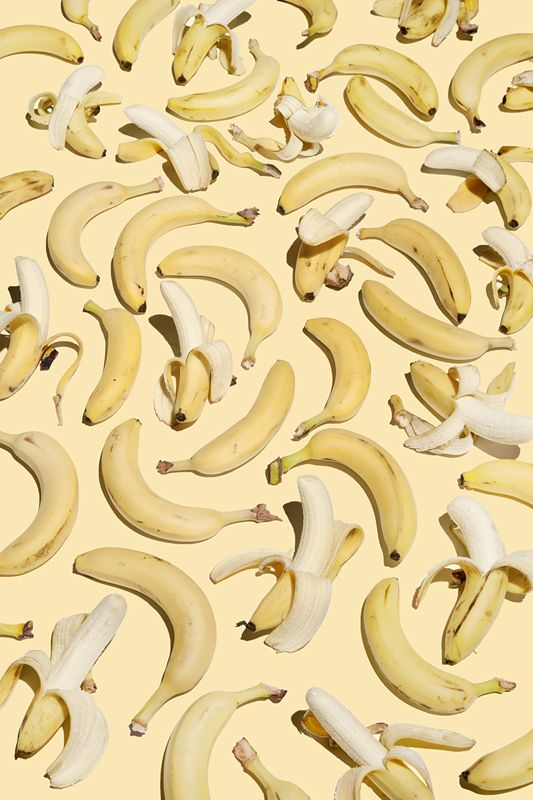 Trendland . Dawn Kim & Daniel Seung Lee . Crayola Theory . { bananas . for chinese new year . 2016 . & . the year of the mOnkey } .