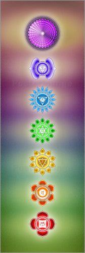 Dirk Czarnota - Die sieben #Chakren - Serie IV - #Artwork III #mandala #energy #energie